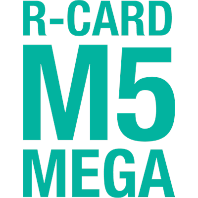 R-CARD M5 MEGA MINI