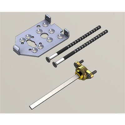 LockR-CYL-A Rimlock kit FI